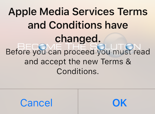 Why: Apple Media Services Terms and Conditions Have Changed