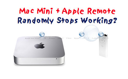 Fix:  Apple Remote Not Working Mac Mini