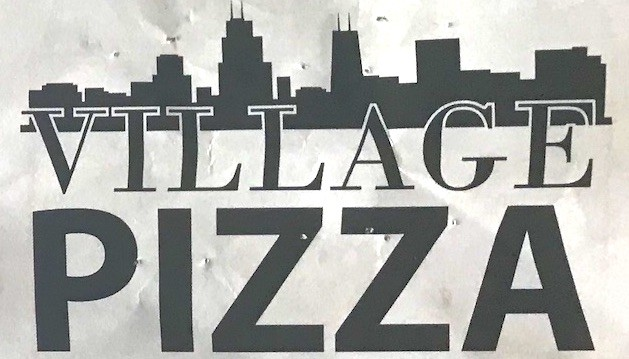 Village Pizza Chicago Menu (Scanned Menu With Prices)