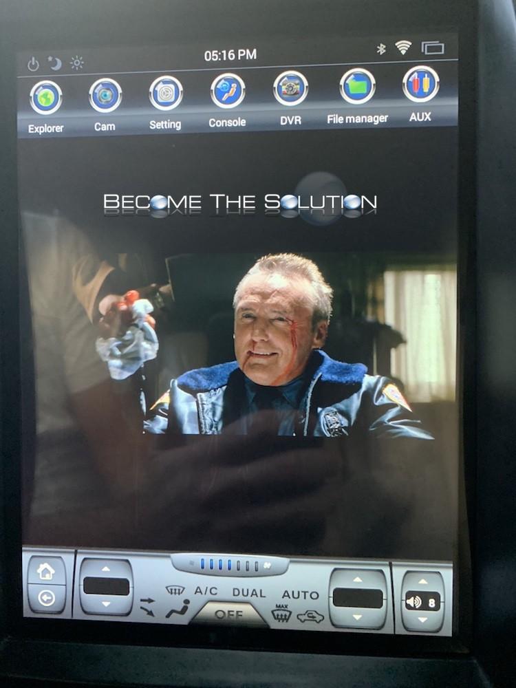 Lexus gx 470 phoenix android radio movie