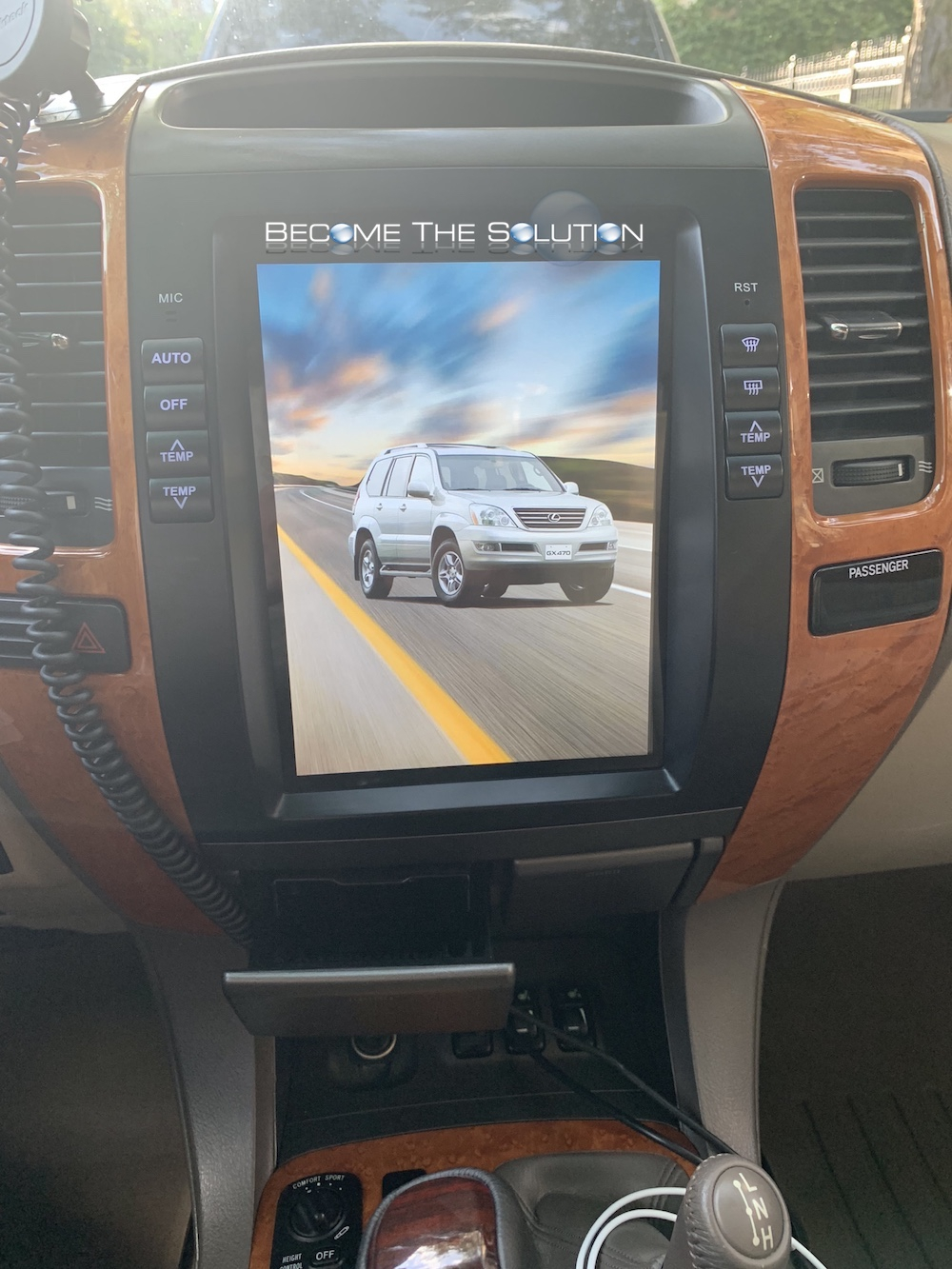Installation & Use: Phoenix Android Radio Lexus GX 470