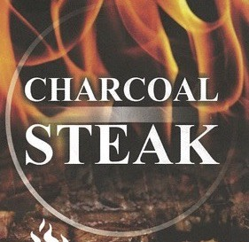Charcoal Steak Menu Chicago (Scanned Menu With Prices)