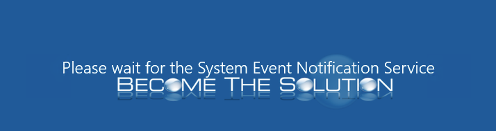 Fix: Please Wait for The System Event Notification Service – Logoff