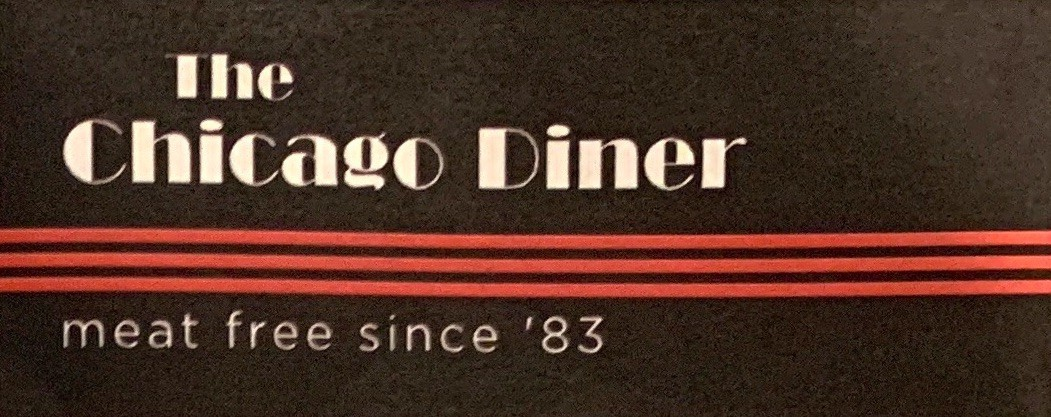 The Chicago Diner Menu (Scanned Menu With Prices)