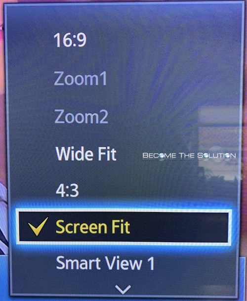 Why: Amazon Fire Stick Calibrate Display Not Working (Can't