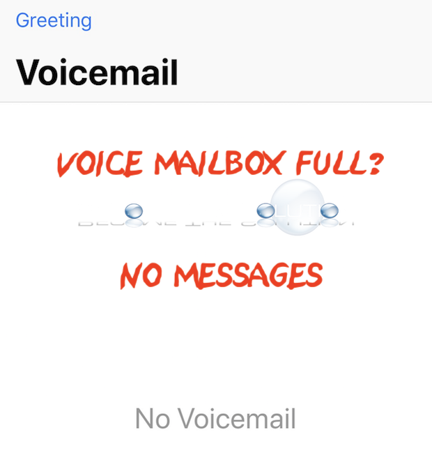 Fix: iPhone Voicemail Saying It's Full, But It's Not – Verizon
