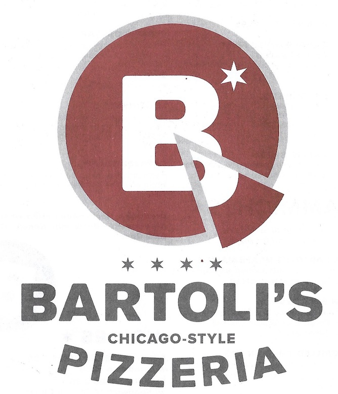 Bartoli's Pizza Chicago Menu