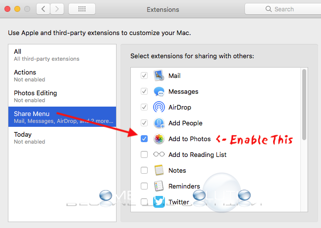 Mac system preferences 