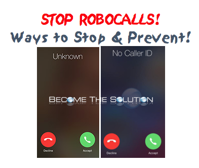RoboCalls Coming from Same Area Code and Prefix – How to Deal with Them