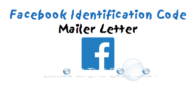 Facebook Identity Confirmation – Mail Code Identification Arrival Time?