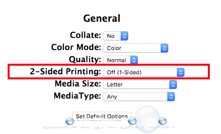 Mac cups 2-sided printing off disable