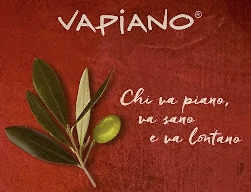 Vapiano Chicago Loop Menu