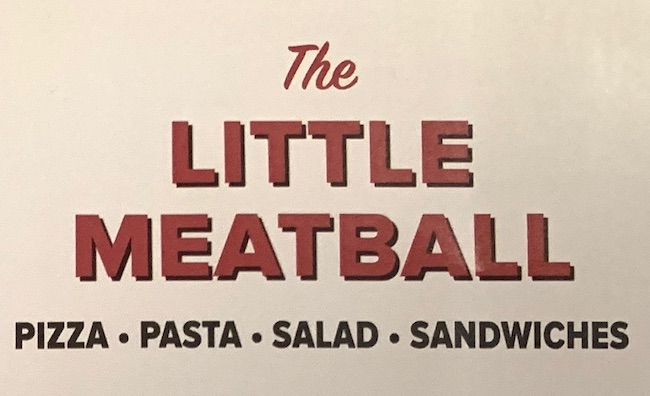 The Little Meatball Lincoln Park Menu