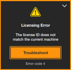 Fix: Serato DJ Pro Licensing Error Code 4