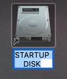 Startup disk mac shortcut desktop