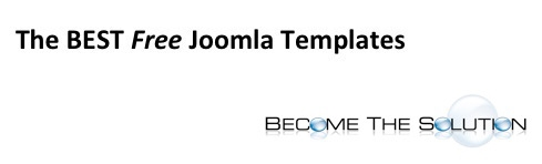 Top Joomla 3 Templates Free and Professional Responsive