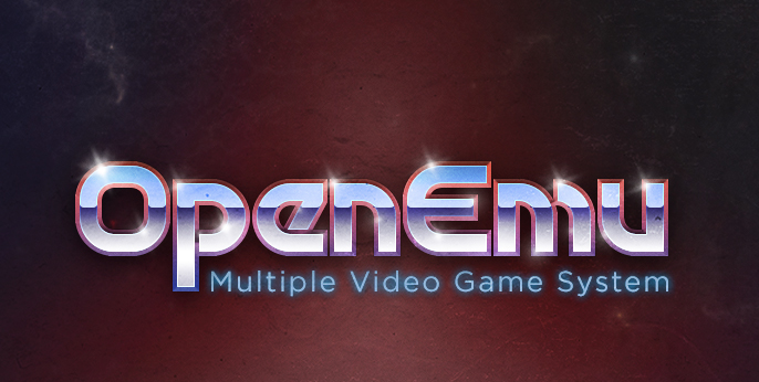 OpenEmu multiple video game system