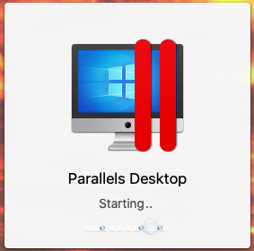 Fix: Parallels Desktop Starting… (Hanging Error Message)