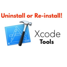 Fast: How to Uninstall (And Install) Xcode Command Line Tools (Terminal Commands)