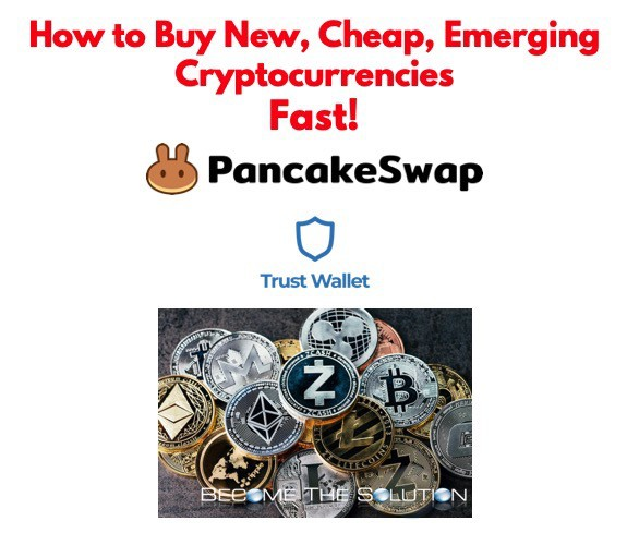How to Buy New Cheap Cryptocurrency – Fast!