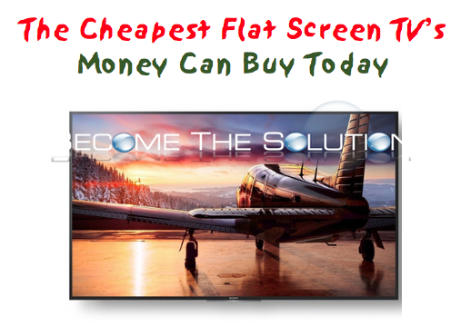 Cheap Flatscreen 1080p 60 Inch TV