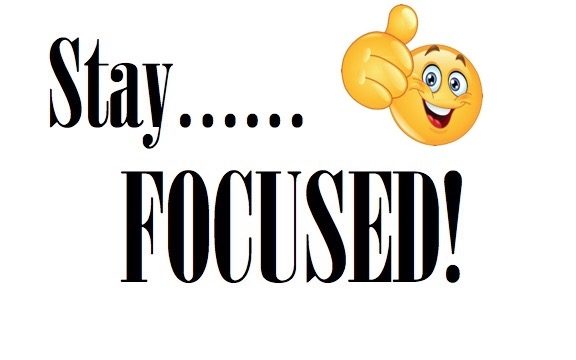 Ways to Stay Focused at Job and Work Today