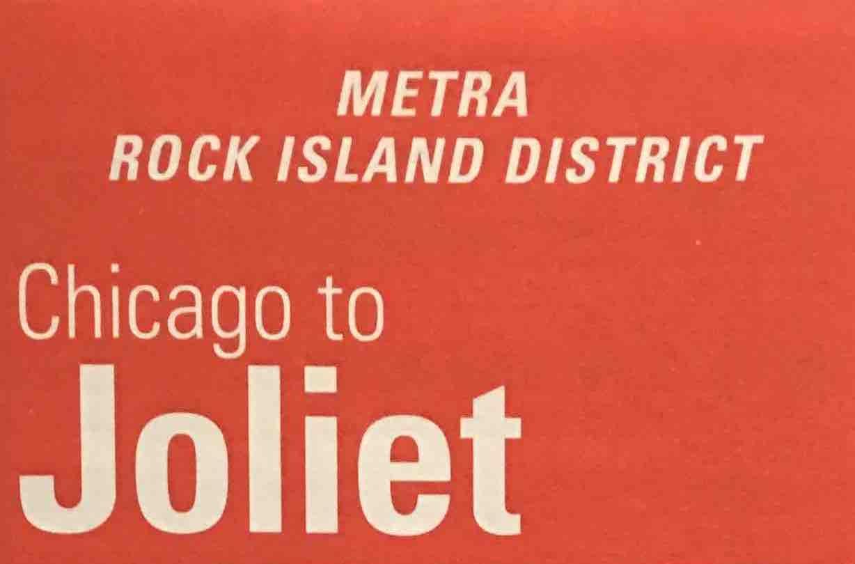 metra rock island district schedule weekend weekday fares stations