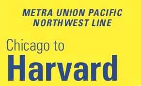 Metra Union Pacific Northwest Line Schedule Weekend Weekday Fares Stations
