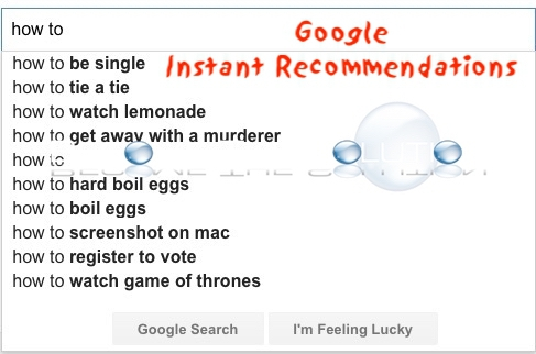 Google Autocomplete More Results