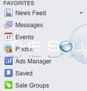 facebook arrange groups order