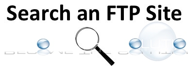 Best Way to Search Files on a FTP Server