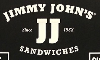 Jimmy Johns Carry Out Menu Chicago (Scanned Menu With Prices)