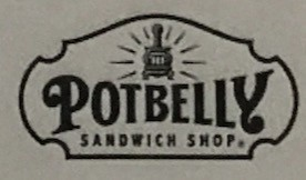 Potbelly's Carry Out Menu Chicago (Scanned Menu With Prices)