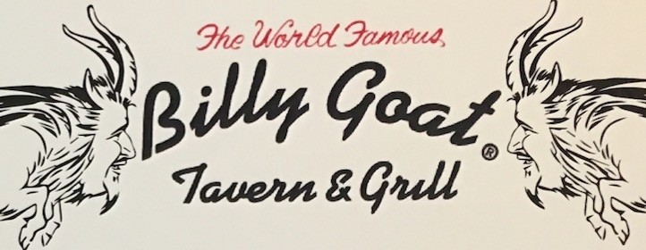 Billy Goat Tavern Carry Out Menu Chicago (Scanned Menu With Prices)