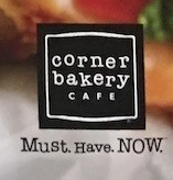 Corner Bakery Carry Out Chicago Menu (Scanned Menu With Prices)