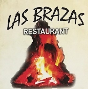 Las Brazas Restaurant Carry Out Menu Cicero (Scanned Menu With Prices)