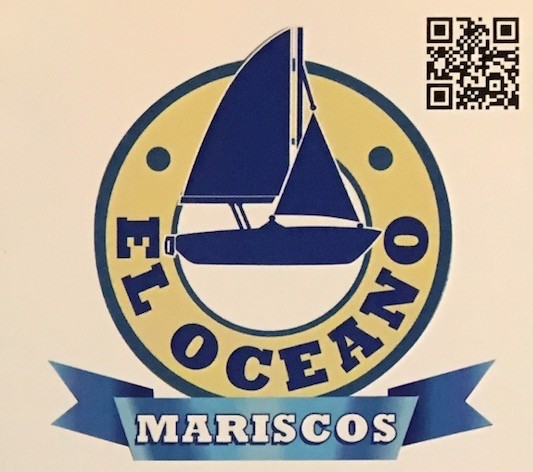 Mariscos El Oceano Carry Out Menu Chicago (Scanned Menu With Prices)