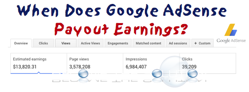 When Does Google AdSense Pay?