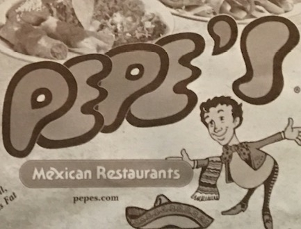 Pepe's Mexican Restaurant Carry Out Menu