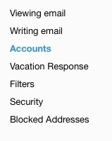 Yahoo email accounts