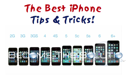 The Best Tips and Tricks for iPhone!