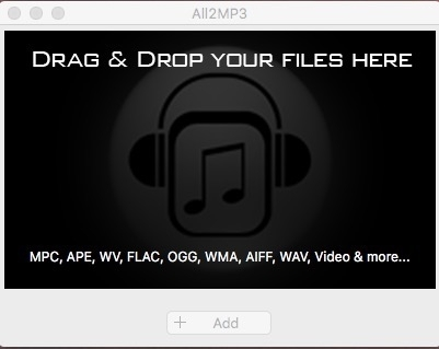 Mac Batch Convert WMA to MP3