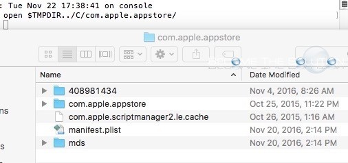 Easy: Clear App Store Cache Mac