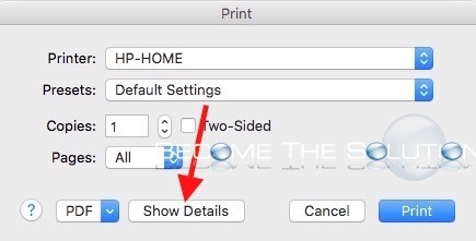 How To: Print Double Sided on Mac