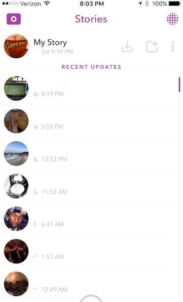 Fix: Snapchat Story Volume Not Playing Automatically