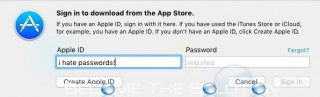 How To: App Store Disable Password Prompt
