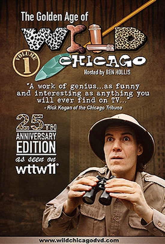 WTTW Wild Chicago On Sale DVD Buy Now