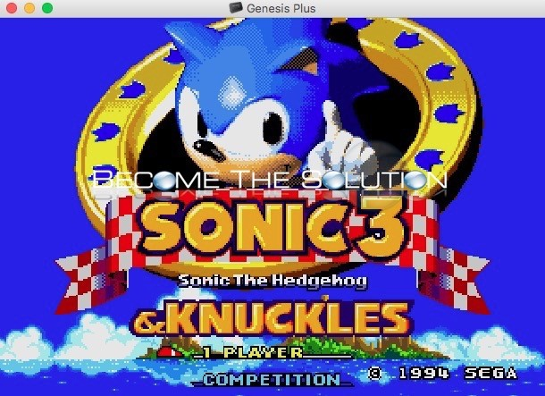 How To: Play Sega Genesis Games on Mac