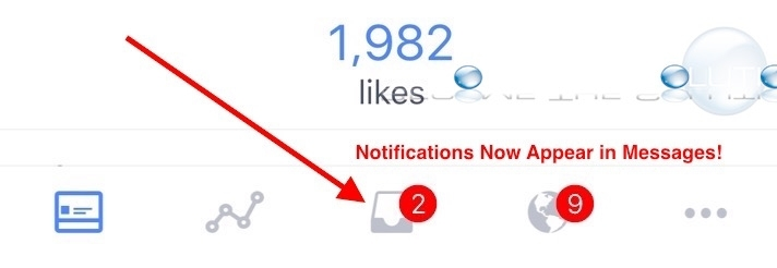 Changes to Your Facebook Notifications