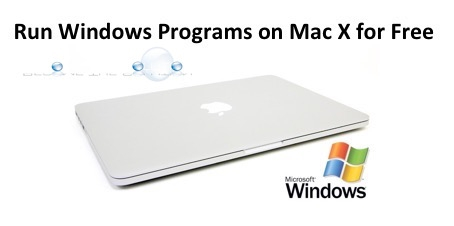 How To: Run Windows Programs on Mac Without Installing Windows
